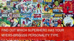 Discover the superhero that has your #MBTI #Personality type! #INFJ #INTJ #INFP #INTP