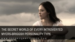Discover the secret inner world of every #introverted #personality type. #MBTI #INFJ #INTJ #I NFP #INTP #ISFJ