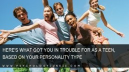 Find out why you got grounded as a teenager in this personality article! #MBTI #Personality #INFJ #INTJ #INFP #INTP