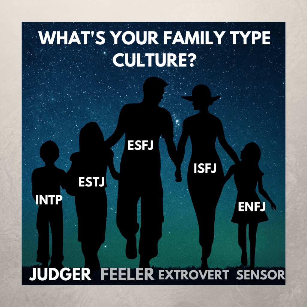 Family personality type