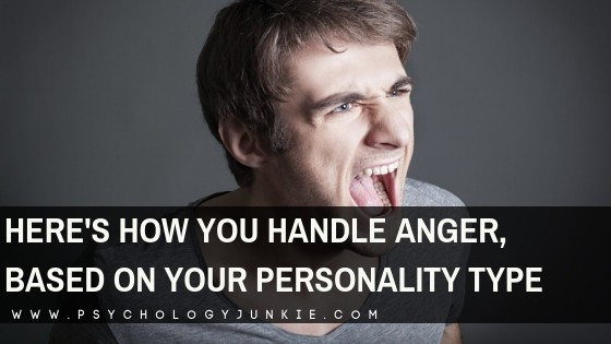 Find out how each personality type responds to feelings of anger and stress. #MBTI #Personality #INFJ #INTJ #INFP #INTP