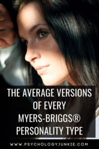 Explore what each Myers-Briggs personality type is like at an average level of development. #MBTI #Personality #INFJ #INTJ #INFP #INTP