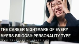 Explore the career nightmares of each #personality type. #MBTI #INFJ #INTJ #INFP #INTP