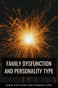 Find out how personality type can impact family conflicts and dysfunctions. Get tips for improving communication and healing damaged relationships among siblings and parents. #MBTI #Personality #INFJ #INTJ #INFP #INTP