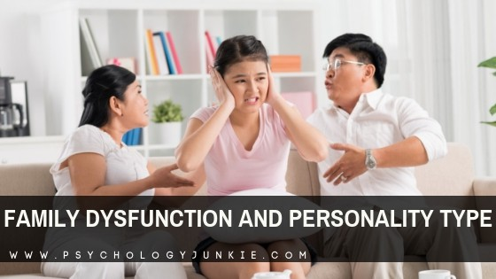 Find out how personality type can play a part in family conflict and poor communication. This article also contains action plans for improved communication and relationships. #Personality #MBTI #INFJ #INTJ #INFP #INTP
