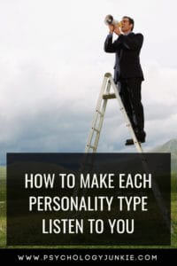 How to talk so that each personality type will listen to you! #MBTI #Personality #INFJ #INTJ# #INFP #INTP