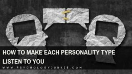 How to talk so that each personality type will listen to you! #MBTI #Personality #INFJ #INTJ #INFP #INTP