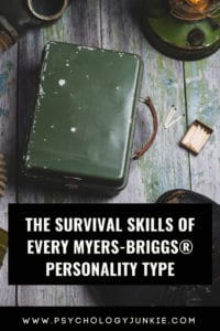 How would you survive in a group during a dystopia or apocalypse? Find out! #MBTI #Personality #INFJ #INTJ #INFP #INTP #ENFP