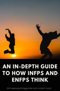 Explore the unique mental processes of the #INFP and #ENFP personality types! #MBTI