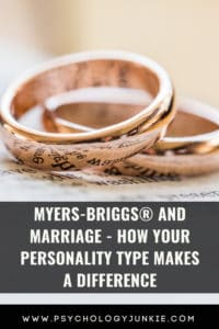Here's an in-depth look at how your #personality type can impact your marriage or relationship. #MBTI #INFJ #INTJ #INFP #INTP #ENTP