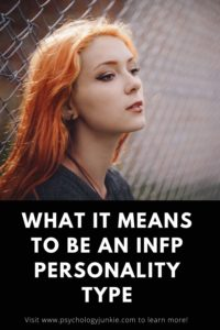 Get an in-depth look at what it's like to be an #INFP personality type. #MBTI #Personality