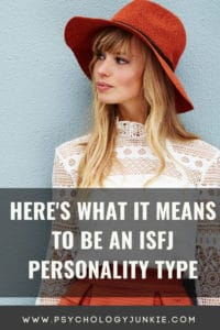 Find out what it really means to be an #ISFJ #personality type. #MBTI