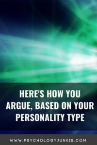 Find out what your arguing style is, based on your #personality type. #MBTI #INFJ #INTJ #INFP