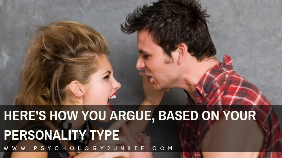 Discover how you argue, based on your Myers-Briggs #personality type. #MBTI #INFJ #INTJ #INFP #INTP