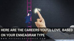Discover your career needs and gifts based on your #enneagram type. #Enneatype #Personality