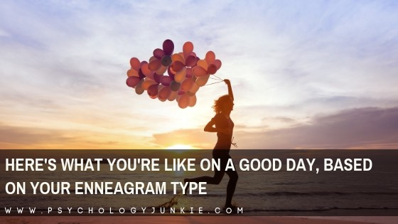 Discover the qualities you'll show when you're healthy, based on your #enneagram type. #enneatype #Personality