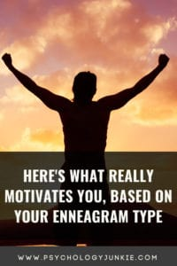 Find out what really inspires and motivates you, based on your #enneatype. #Enneagram #personality
