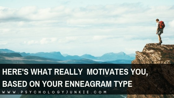 Here's What Really Motivates You, Based on Your Enneagram Type