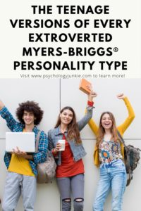 Get an in-depth look at the extroverted versions of every Myers-Briggs® personality type. #MBTI #Personality #INFJ #INFP