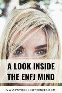 Discover what it's really like to be an #ENFJ by taking a look at their unique mental processes. #MBTI #Personality