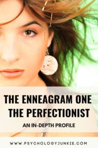 An in-depth exploration of the ennneagram one type. #enneagram #one #enneatype