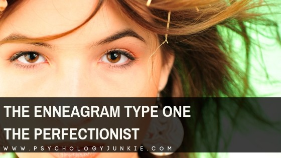 The Enneagram 1 – The Perfectionist