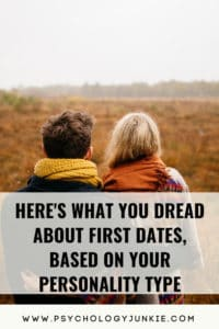Find out what each personality type really hates about first dates. #MBTI #Personality #INFJ #INTJ #INFP #INTP