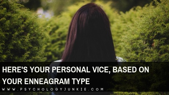 Explore the weaknesses and vices of each #enneagram type. #Enneatype