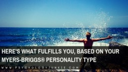 Find out what gives joy and fulfillment to each Myers-Briggs #personality type. #MBTI #INFJ #INTJ #INFP #INTP