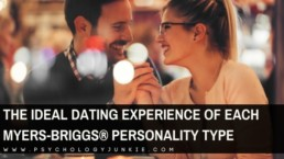 Discover what's really important to each Myers-Briggs personality type on a first date. #MBTI #INFJ #INTJ #INFP #INTP