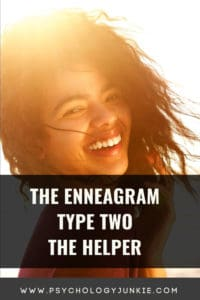 An up-close look at the #enneagram two type. #Enneatype