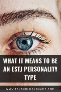 Find out what it's really like to be an #ESTJ personality type. Discover their three different levels of maturity and get some personal growth tips! #Personality #MBTI
