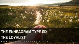An in-depth look at the six #enneatype. #Enneagram #six