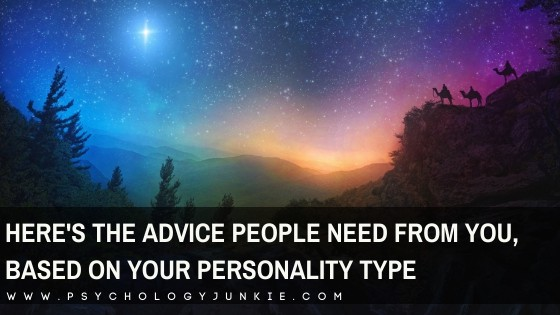Here's the Advice People Need From You, Based on Your Myers-Briggs® Personality Type
