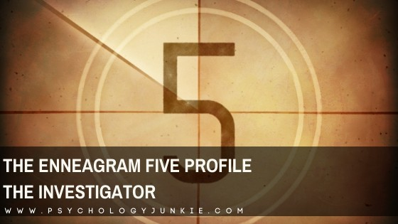 The Enneagram 5 Type – The Investigator