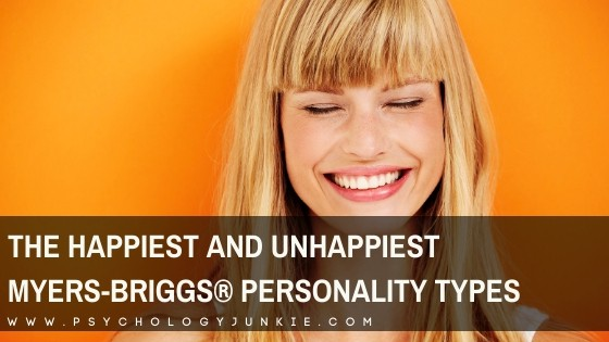 Discover the connections between happiness and your perseonality type. #MBTI #Personality #INFJ #INTJ