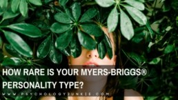 Discover which Myers-Briggs personality types are the rarest, and which are the most common! #MBTI #Personality #INTJ #INFJ #ENTJ #INFP