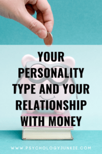 Find out how your personality type impacts your attitude towards finances! #MBTI #Personality #INFJ #INTJ #INFP #INTP
