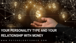 Get an in-depth look at how your personality type impacts your attitude towards money. #MBTI #Personality #Myersbriggs #INFJ