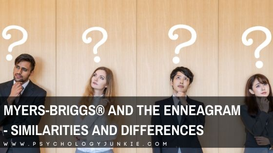 What's the difference between the MBTI and the enneagram? Find out in this in-depth article. #MBTI #Enneagram #Personality