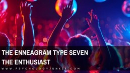 Get an up-close look at the #enneagram #seven. Find out what their core fears and desires are and figure out how they appear at healthy, average, or unhealthy levels of maturity. #Personality