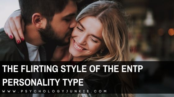 Want to find out if an #ENTP is flirting with you? Get all the clues in this in-depth post! #MBTI #Personality