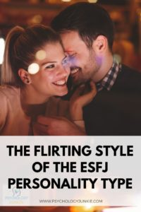 Find out what an #ESFJ will do when they really like you! #MBTI #Personality