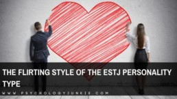 Get an in-depth look at how #ESTJs flirt when they like someone! #ESTJ #MBTI #Personality