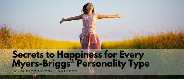 Secrets to Happiness for Every Myers-Briggs® Personality Type
