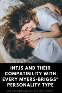 Find out how compatible INTJs are with all the types in the Myers-Briggs® system. #MBTI #Personality #INTJ