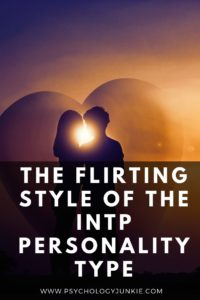 Not sure if an #INTP likes you? Get an in-depth look at their flirting style! #MBTI #Personality