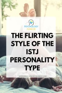 Get a unique look at the flirting style of the #ISTJ personality type. Find out how to tell if they like you, and what signs will be surefire ways of knowing their feelings. #ISTJ #MBTI #Personality