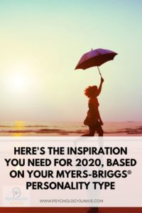 Be motivated and inspired to live your best year yet, based on your personality type. #MBTI #Personality #INFJ #INTJ #INFP