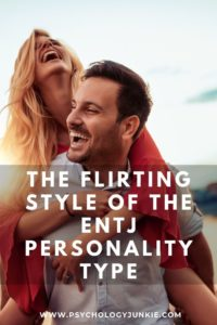 Not sure if an ENTJ likes you? Find out how to tell! #ENTJ #MBTI #Personality